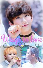 Ways to love [CheolSoo] by AilyBN