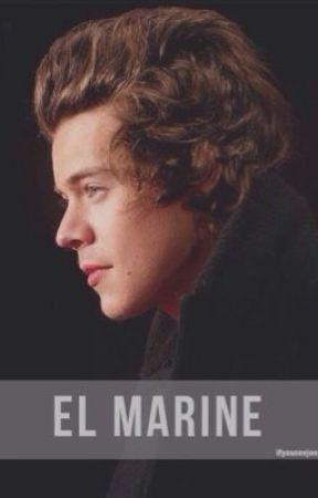 el marine [h.s.] by aheavelywaytodie