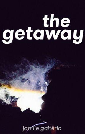 The Getaway by JamileGalterio