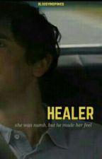 Let me heal you || Freddie Highmore by stardustkth_