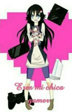 Eres Mi Chica Gamer (Armin x tú) by mangle_de_fnaf
