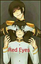 Red Eyes by MultiFandomTrash8173