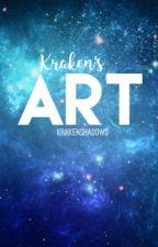 Release the Kraken - Art Book #1 by KrakenShadows