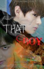 That Boy (BTS V y Tn) by jhopenamjoon