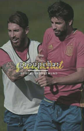 Football Groupchat  by boreussadortmund