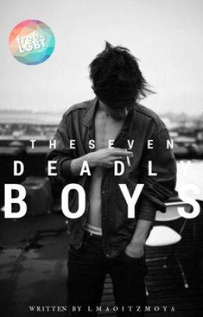 The Seven Deadly Boys † Coming soon by LmaoItzMoya