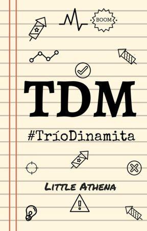 Trío Dinamita by Little_Athena