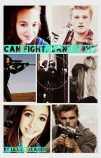 Can Fight Can't Love. by peace1lovepeeps
