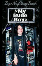 My Rude Boy (Gerard Way y tú) by neswayiero