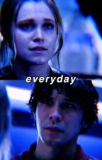 everyday | bellarke by bellakru