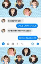 Groupchat//CHAOS by insertpunhere0