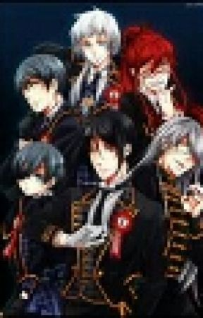 ASK THE BLACK BUTLER CHARACTERS by MonkeyGirlyy