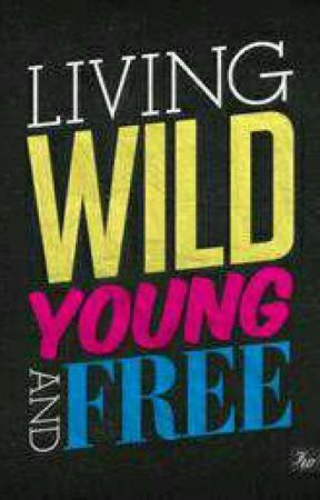living wild, young and free by LittleWolfMoon2205