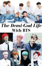 The Demigod Life With BTS by TheMultiFanShipper