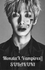 MONSTA X Vampires// Hyungwon  by subakun1
