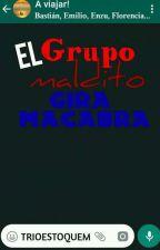 El grupo maldito: Gira macabra by TRIOestoquem
