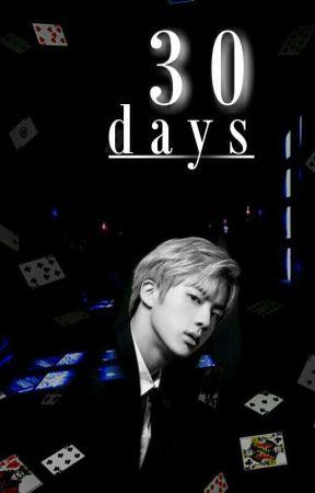 30 Days [BTS] by swegtech