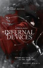Infernal Devices [FFVII » Vincent Valentine] by tsukkki-