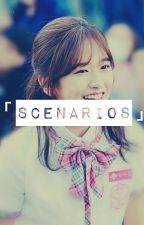 BTS & GFRIEND SCENARIOS  by Savage_Haeun03