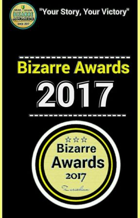 Bizarre Awards 2017 by Zurichian