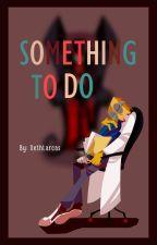 Something to do | Villainous | Dr.Flug & Tu by CupLoosa
