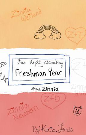 Fire Light Academy - Freshman Year by LaterHaterz21