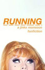 running // jinkx monsoon  by jinkxcraft