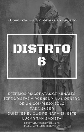 Distrito 6 by linbo-khell