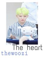 The heart|Woozi  by Myshywoozi