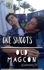 one shoots [magcon] by valemadre56