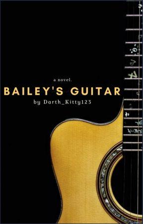 Bailey's Guitar by Darth_Kitty123