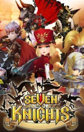 SEVEN KNIGHT by IzmuAzai
