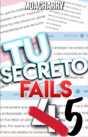 Tu Secreto Fails 5