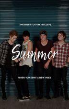 Summer • 5SOS by idcfirhood