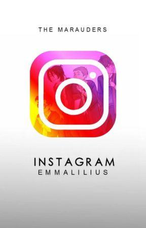 Instagram || The Marauders by emmalilius