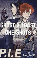 Ghost X Toast One-Shots by Pony_Girl123
