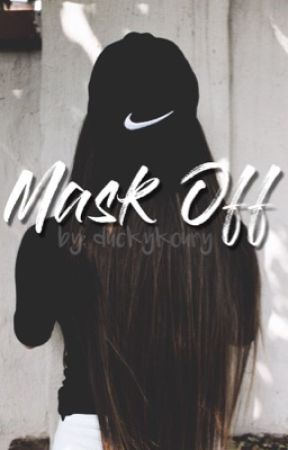 Mask Off // (Mark Thomas Fanfiction) by duckykoury