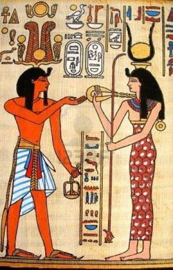 My love for the Pharaoh