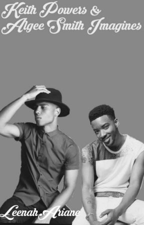 Keith Powers & Algee Smith Imagines by LeenahAriane