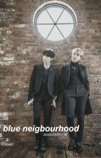 blue neighbourhood ; yoonseok by asocialiteral