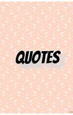 Quotes by glitterngliz