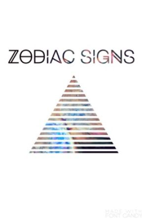 Zodiac Signs by Crazy__A