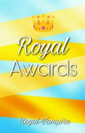 Royal Awards by Royal-Vampire