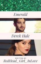 •Emerald• Derek Hale (2) by RedHead_Girl_InLove