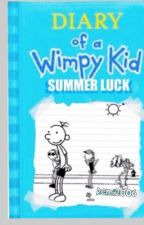 Diary of a wimpy kid summer luck by dem_dem