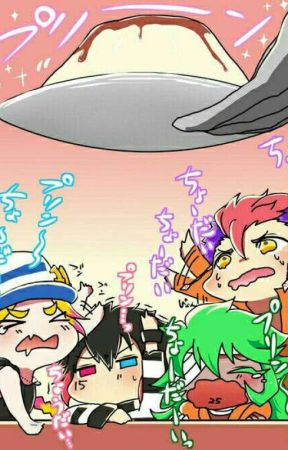 Nanbaka Stories by aestheticmoonbunny