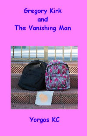 Gregory Kirk and The Vanishing Man by YorgosKC