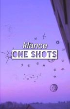 Klance Oneshots by Vashiniety