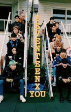 SEVENTEEN X YOU  by taetaa_