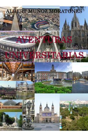 Aventuras Universitarias by AlbertMuozMoratones